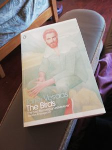 Cover of The Birds, novel by Tarjei Vesaas